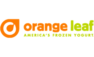 Orange Leaf Logo