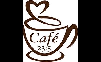 Cafe-23:5 Logo