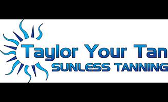 Taylor Your Tan Logo
