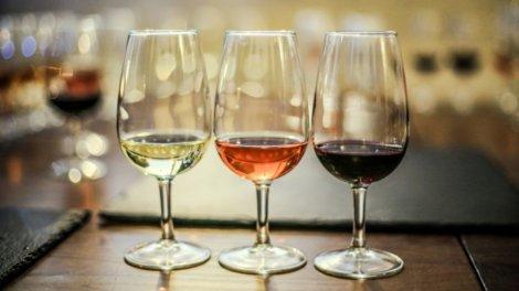 Byrd Mill Wine Tasting