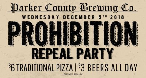 Prohibition Repeal Party